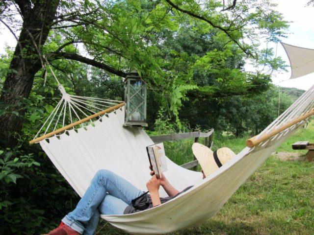 Détente au Camping du Domaine d'Anglas