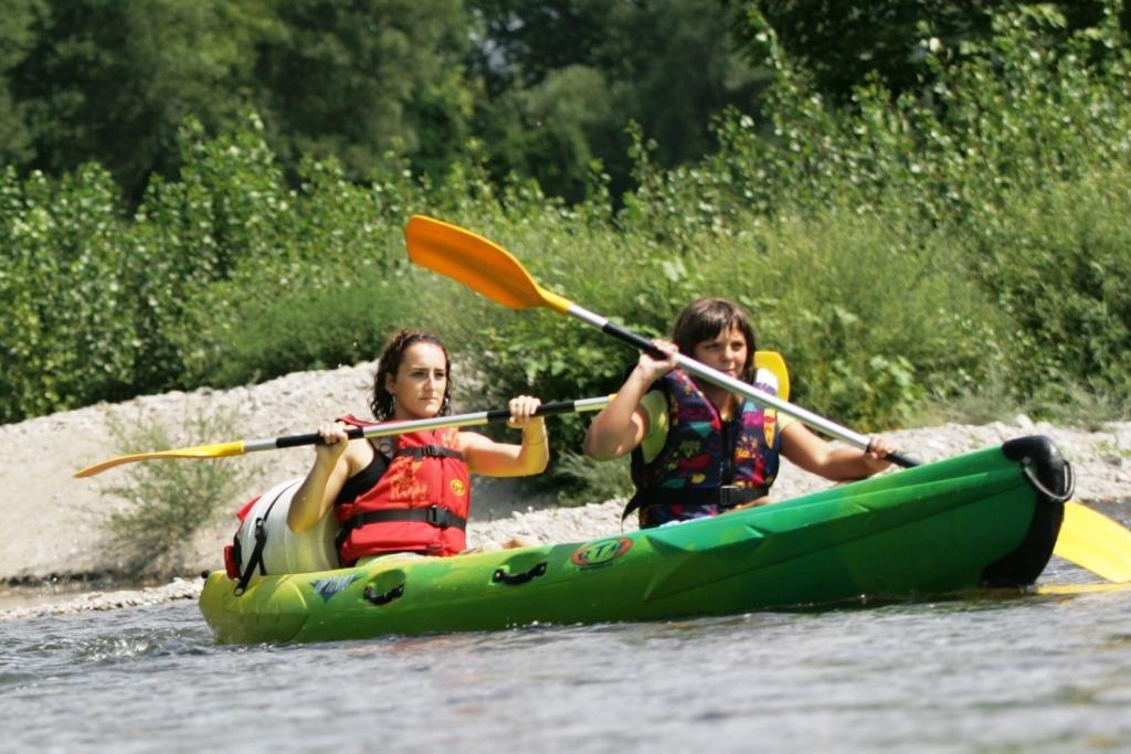 Canoe Kayak dans les Gorges de l'Hérault