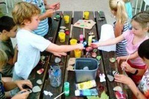 Atelier peinture et créativité
