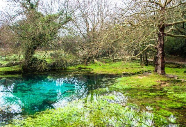 riviere de la bueges