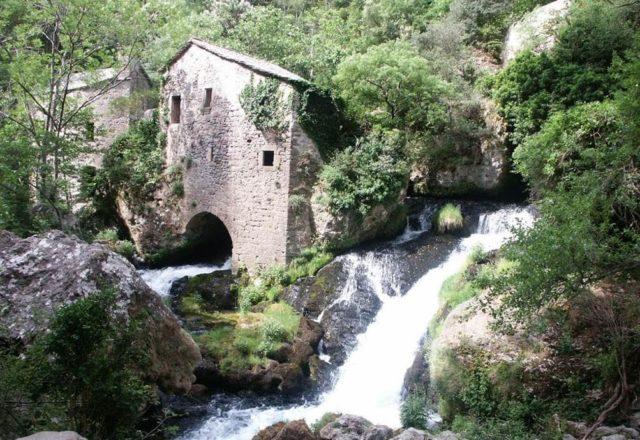 Randonnée au Moulin de la Foulx