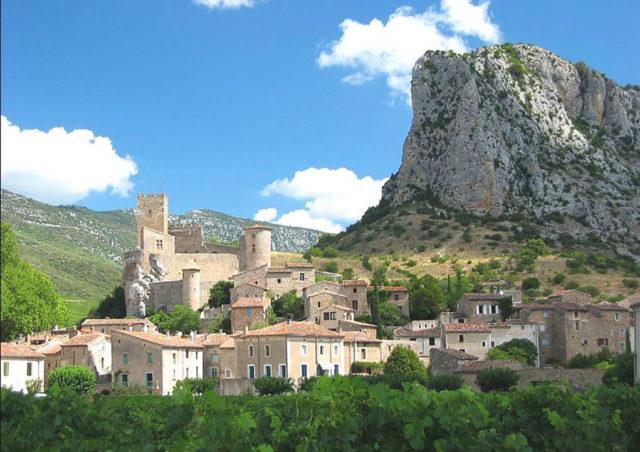 Saint Jean de Buèges en Hérault