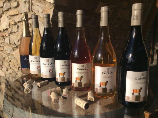 Vins Bio du Domaine d'Anglas
