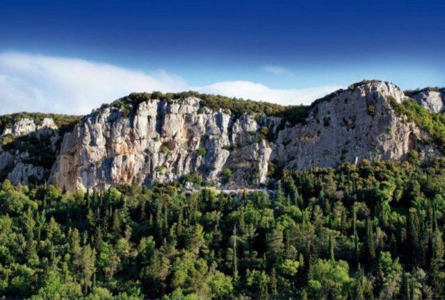 Grotte des Demoiselles dans les Gorges de l'Hérault