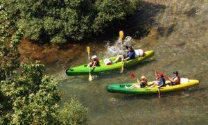 Canoë Kayak en Cévennes