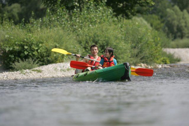 Canoe Kayak en Cévennes