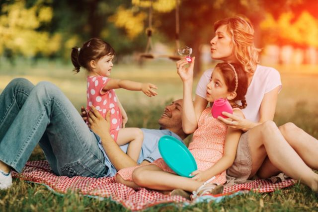 vacances nature en famille