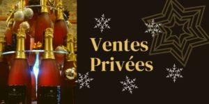 Ventes privées au Domaine d'Anglas