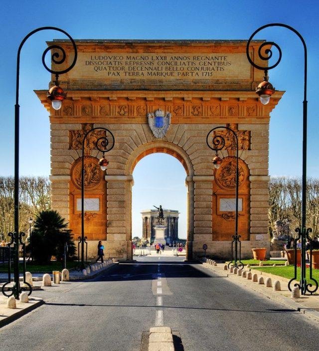 découverte à Montpellier